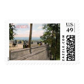 Eagle Rock, West Orange, NJ Vintage Postage Stamp