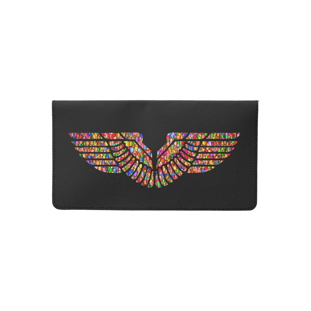 Eagle Sangrea Checkbook Cover