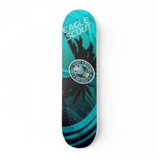 Eagle Scout Skateboard skateboard
