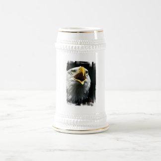 Eagle Screach Baeer Stein Mugs
