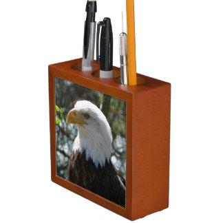 Eagle - See Both Sides Pencil Holder