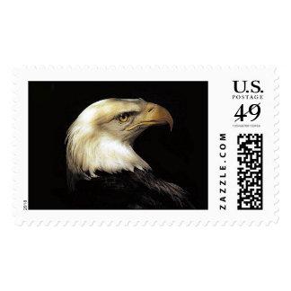 Eagle Sello Postal