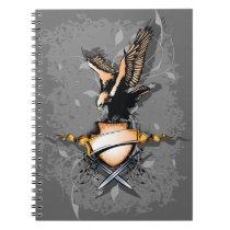 Eagle Shield Notebook