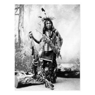 Eagle Shirt (Sioux) Postcard
