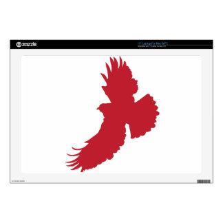"Eagle Silhouette 17"" Laptop Skin"