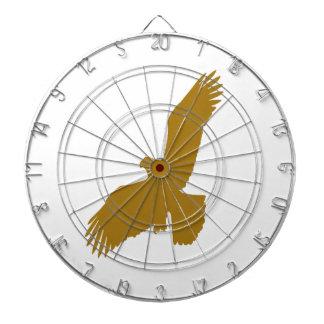 Eagle Silhouette Dart Board