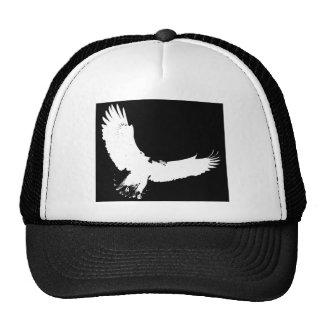 Eagle Silhouette Trucker Hat