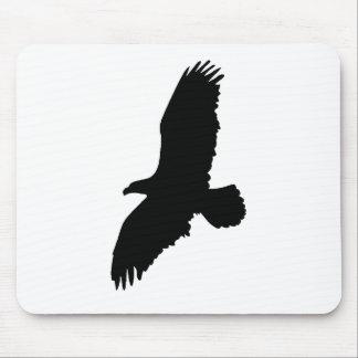 Eagle Silhouette Mousepads