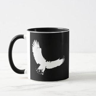 Eagle Silhouette Mug