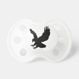 Eagle Silhouette Pacifier