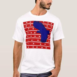 Eagle Silhouette-Russet T-Shirt