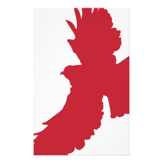 Eagle Silhouette Stationery