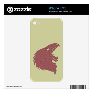 Eagle Skins For iPhone 4