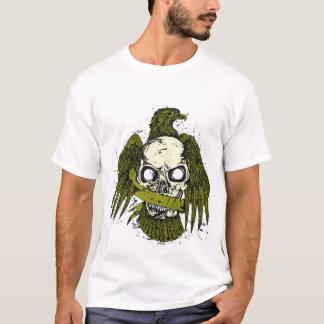 eagle skull t shirt