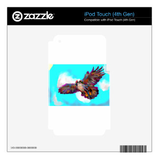 eagle soar pic _equalized.jpg iPod touch 4G skins