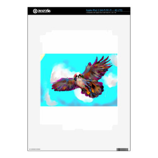 eagle soar pic _equalized.jpg decals for iPad 3