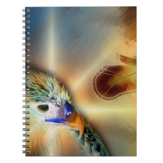Eagle Song Spiral Notebook
