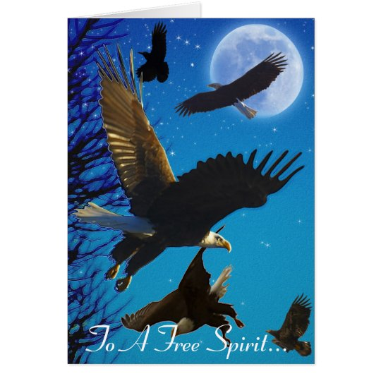 EAGLE SPIRIT Collection Card