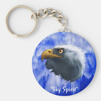 EAGLE SPIRIT Collection Keychain