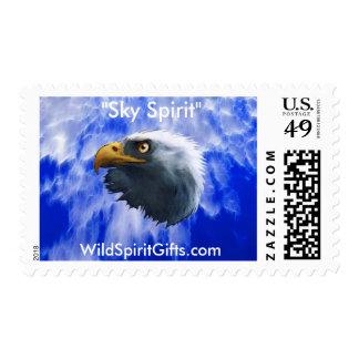 EAGLE SPIRIT Collection Postage