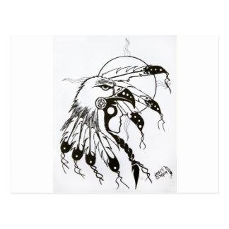 Eagle Spirit Postcard