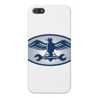 eagle spread wing carrying spanner cases for iPhone 5