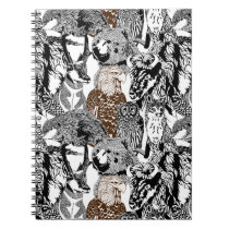 Eagle Stand-out Notebook