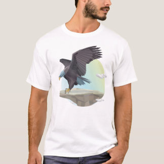 Eagle stand T-Shirt