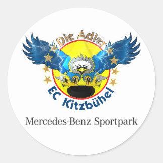"Eagle sticker ""Benz sport park """