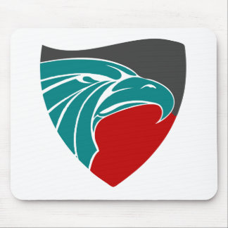 Eagle Strength And Pride Mouse Pad