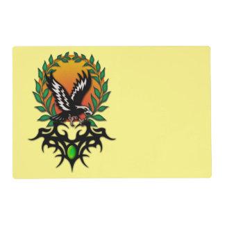 Eagle Sun, joya tribal Salvamanteles