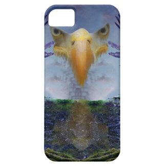 Eagle surrealista funda para iPhone SE/5/5s
