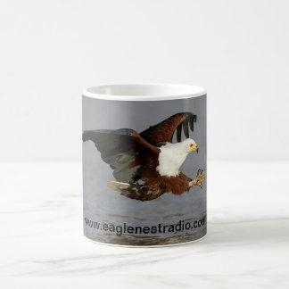 eagle swoop coffee mug