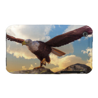 Eagle Taking Flight iPhone 3 Cover