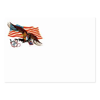 Eagle-Tea-Part-Ver-4 Large Business Card