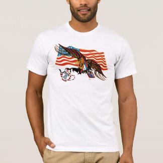 Eagle-Tea-Part-Ver-4 T-Shirt