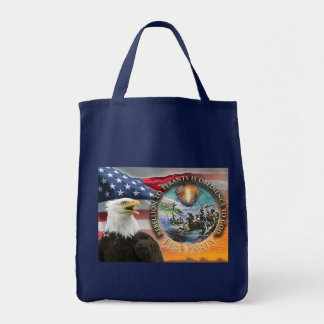 Eagle Tea Party Bag