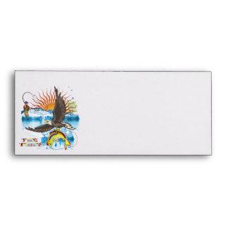 Eagle-Thief-3 Envelope