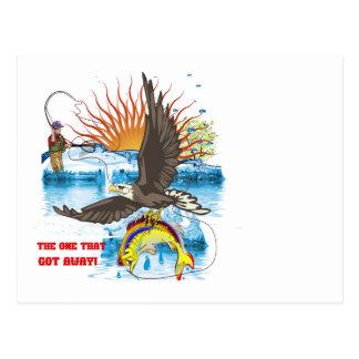 Eagle-Thief-3-Text-2 Postcard