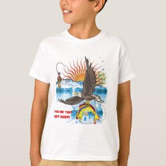 Eagle-Thief-3-Text-2 T-Shirt