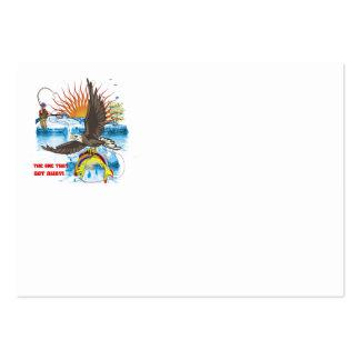 Eagle-Thief-3-Text-2 Tarjetas De Visita
