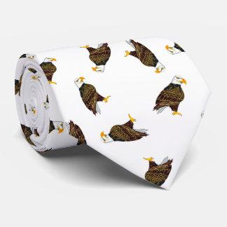 Eagle Toss Tie