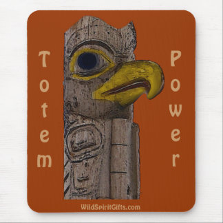 EAGLE TOTEM Collection Mouse Pad