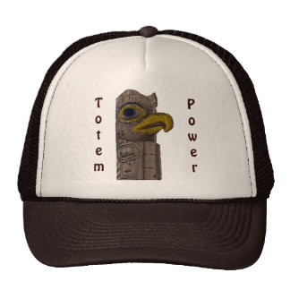 EAGLE TOTEM Collection Trucker Hat