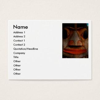 Eagle totem profile card