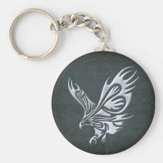 Eagle tribal llavero
