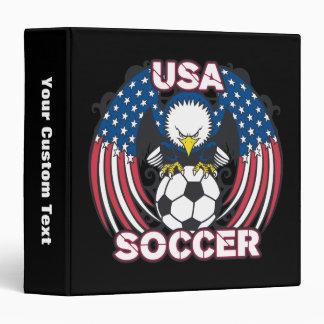 Eagle USA Soccer Binders
