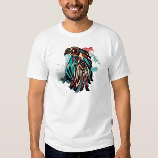 Eagle valiente - Sprit de vida Playeras