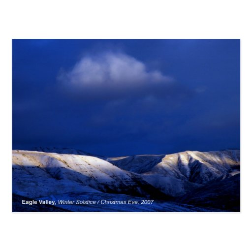 EAGLE VALLEY POST CARDS