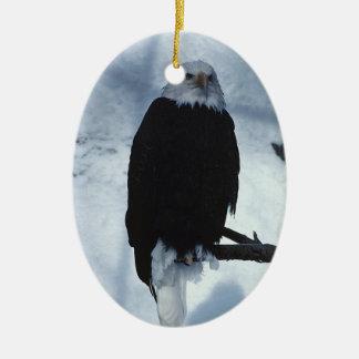 Eagle Wildlife Holiday Decorations Christmas Ornaments